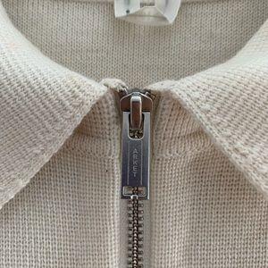 Arket Jackets Coats Merino Offwhite Box Jacket Poshmark